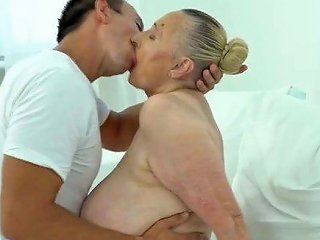 MyLust Porno - Horny Guy Fucks Big Fat Granny