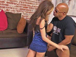 TNAFlix Porno - Cuckolding Babe Sucking