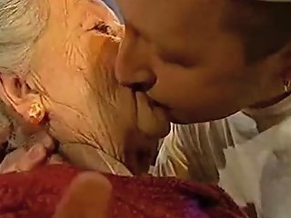 XHamster Porno - Very Old Lady Gets Kissed Free Granny Porn F5 Xhamster