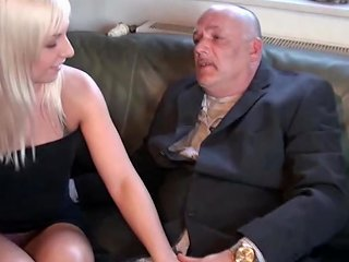 XHamster Porno - German 18yr Old Teen Get Fuck By 64yr Old Grandpa For