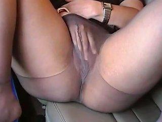 XHamster Porno - Pantyhose Masterbation In Truck Free Porn 37 Xhamster