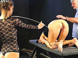 GotPorn Porno - Girl Ass Brutally Caned