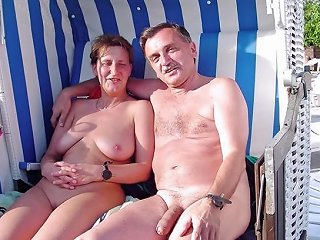 JizzBunker Porno - Mature Nudists Couples