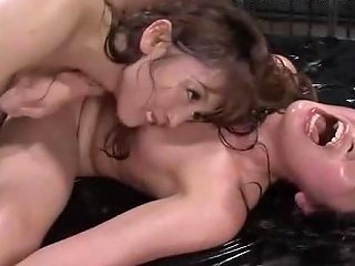 PornHub Porno - Japanese Catfight Part2